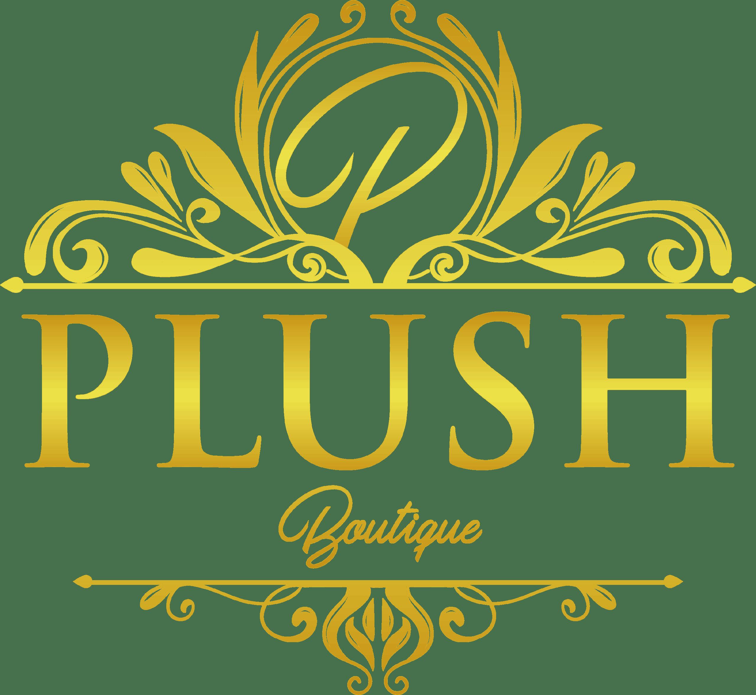 PLUSH Boutique Logo